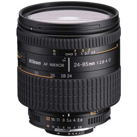 Nikon 24-85mm Zoom Lens