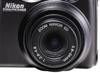 Nikon Coolpix 5400 camera