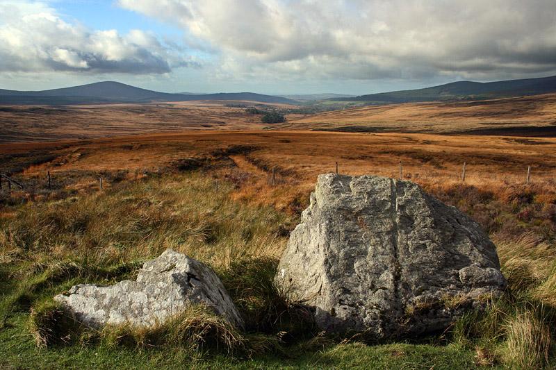 Dublin Mountains Landscape